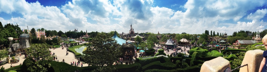 Panorama Disneyland Paris