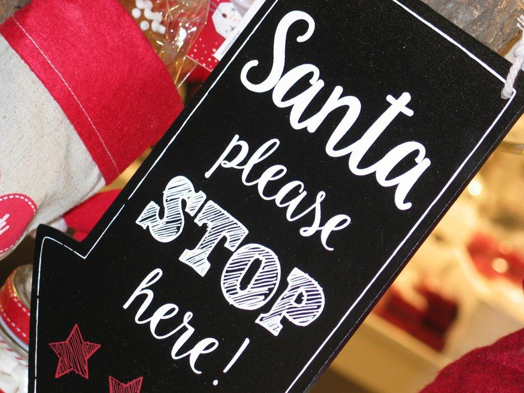 weihnachten stress